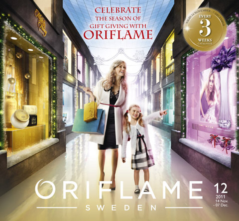 Oriflame Cosmetic Products