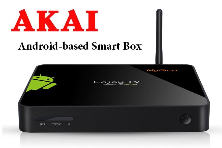 Akai Smart Box