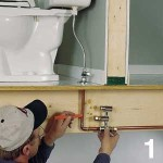 Common Bathroom Water Supply Problems & Repairs