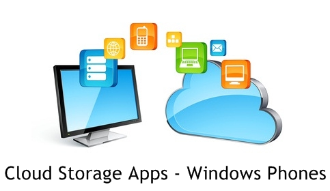 Cloud Storage on Windows Phones