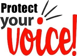 Protect Your Voice