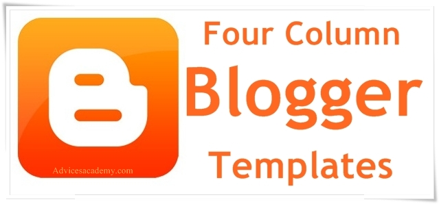 10 Best 4 Columns Blogger Templates 2019 Free Blo Themes