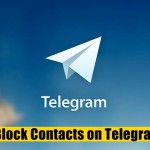 How to Block Telegram Contacts on iPhone/Android