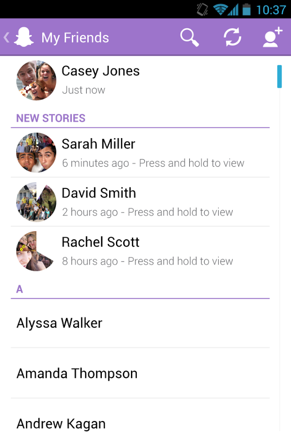 How to delete snapchat history snapchat history ccuart Gallery