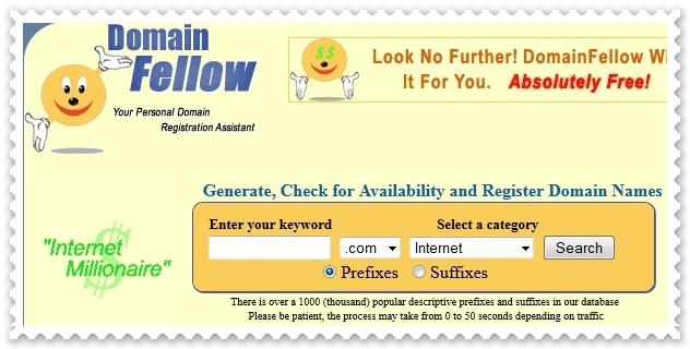 Domain Fellow