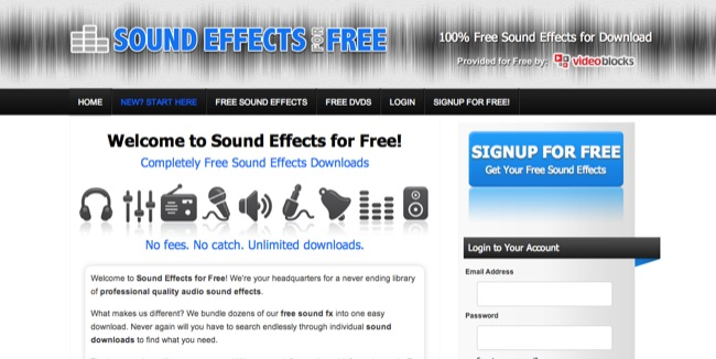 Free Sounds Download