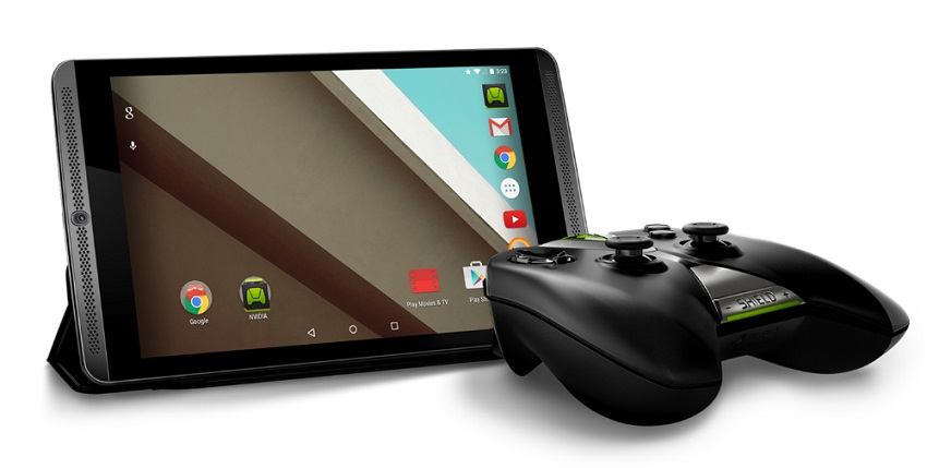 NVIDIA tablet