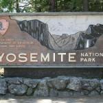 Yosemite Water Falls, USA