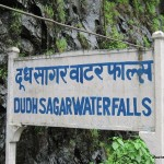 Enjoy Nature at Dudhsagar Waterfalls Goa