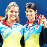 Top 5 Female Squash Player India