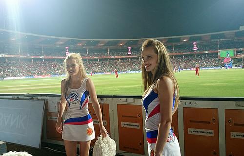 IPL Cheergirls