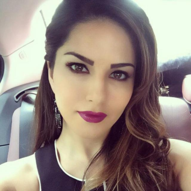Sunny Leone beauty as its best