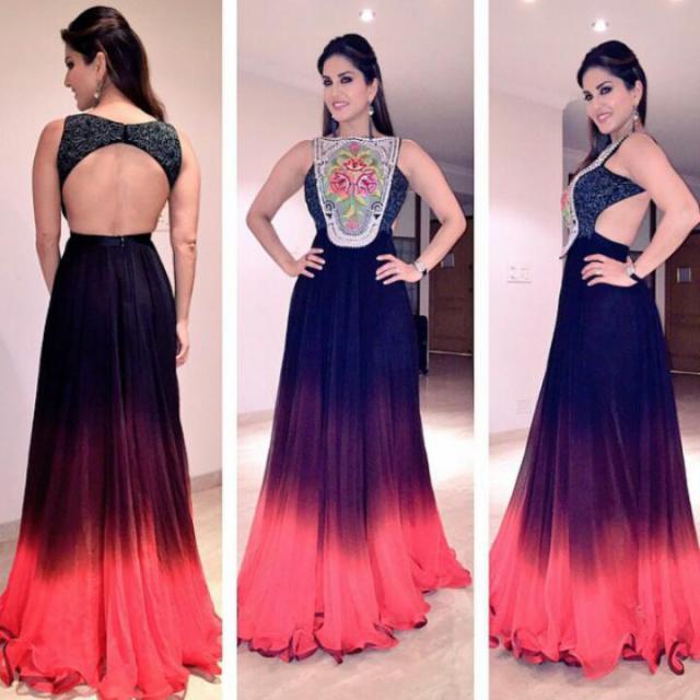 Sunny Leone modeling