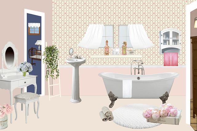 organized-bathroom