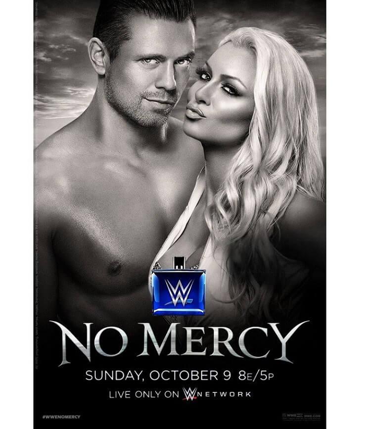 No Mercy 2016 - Intercontinental Championship