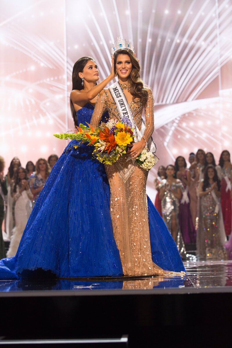 Miss Universe 2017 Winner >> Iris Mittenaere Photos | Iris Mittenaere Bio | Miss Universe 2017 Winner