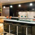 Mini Kitchen Bar Design, Ideas, Photos, Pics