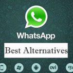 10 Perfect Best WhatsApp Alternatives 2018 List