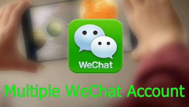 Multiple WeChat Account: Dual Wechat Accounts