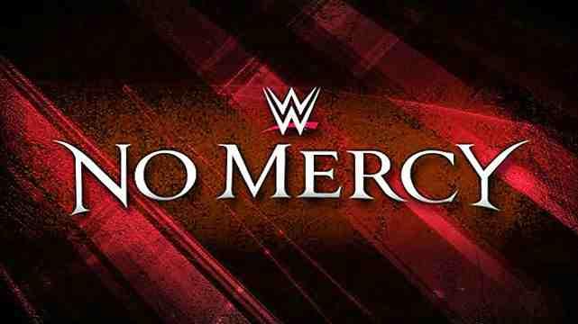 WWE No Mercy 2018