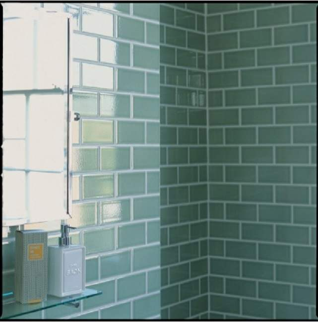 Bathroom Corner Tiles