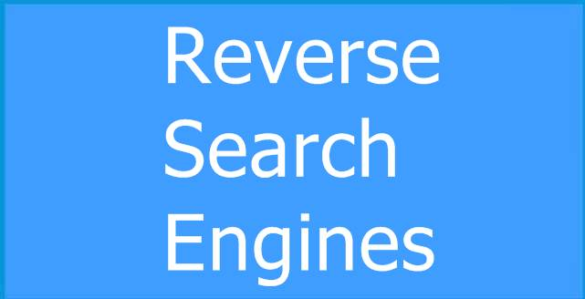 Best Reverse Search Engines