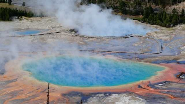 Yellowstone National Park pics