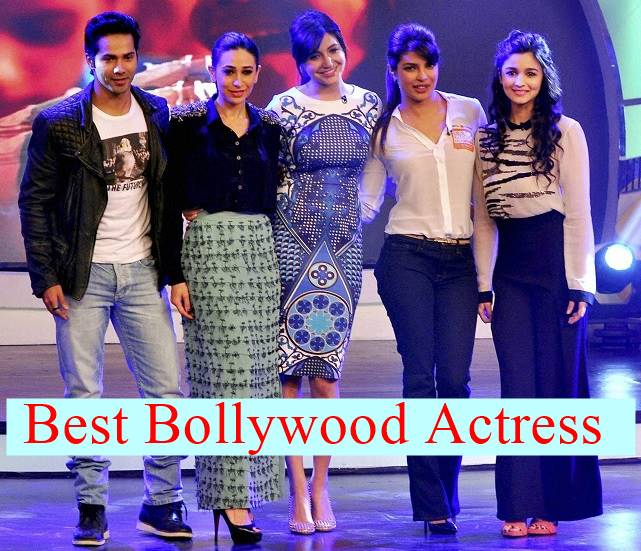 Best Bollywood Actress