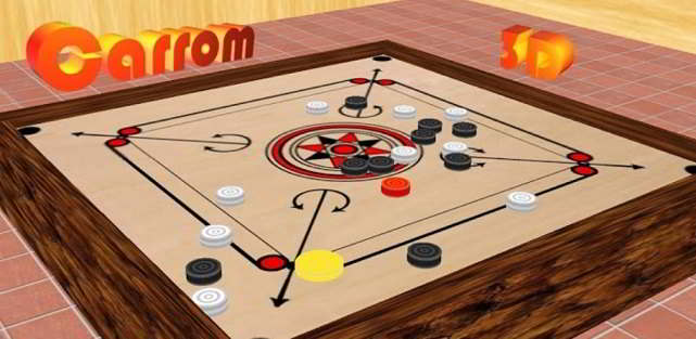 Apps to Play Carrom on Android Phone