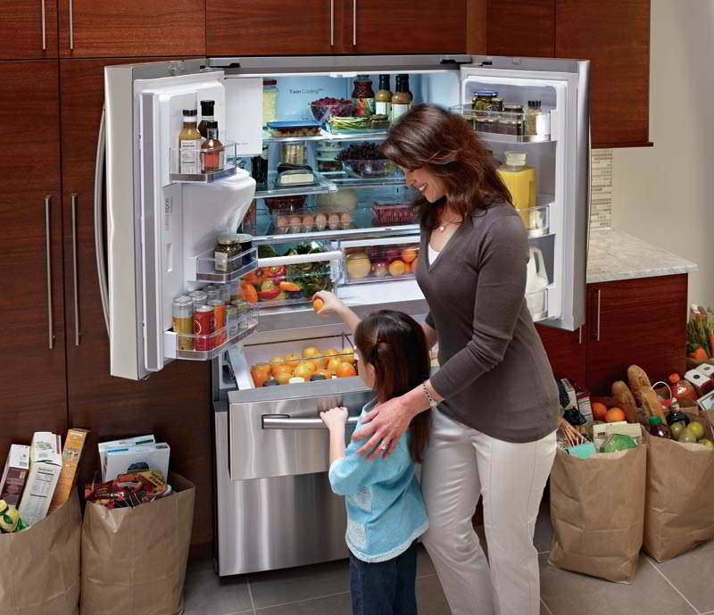 Top 10 Best Smart Refrigerators To Buy In 2018