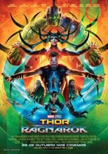 Thor Ragnarok comedy films of hollywood