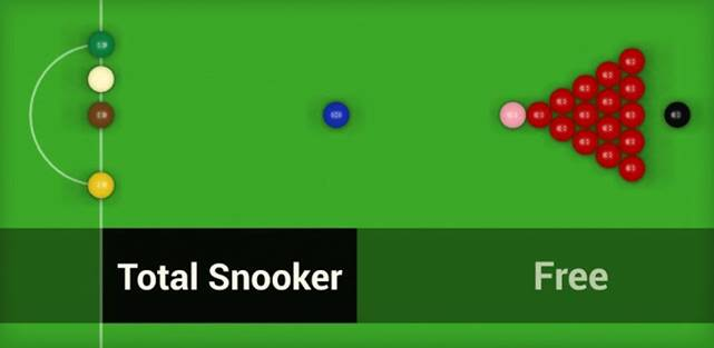 Total Snooker for Android