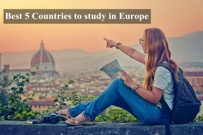 best Countries to study in Europe