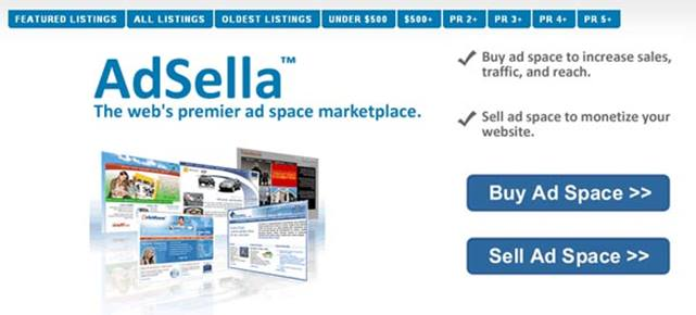 Declined by BuySellAds, Use AdSella (Review) - Best BuySellAds Alternatives
