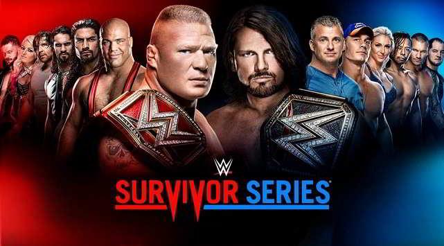 Survivor Series date