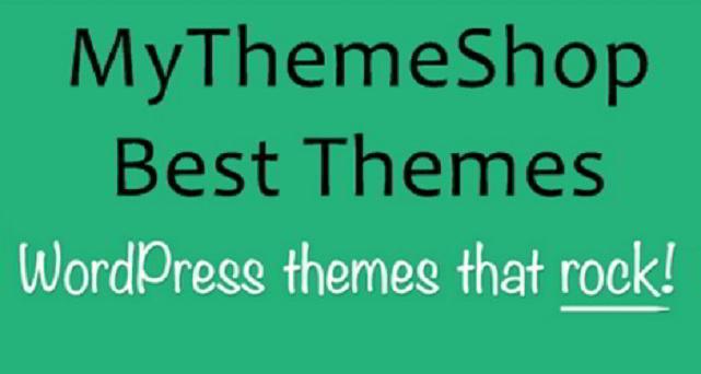 8 Best MyThemeShop WordPress Themes 2019