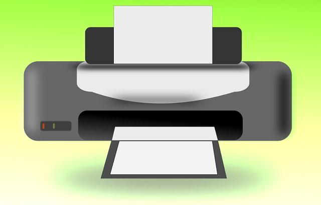 Printer specs