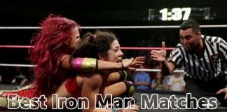 Best Iron Man Matches 2019