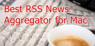 Best RSS News Aggregator for Mac