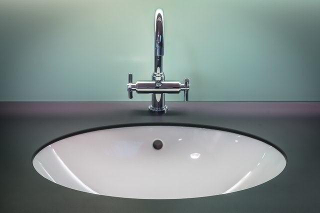 Clean Bathroom Sink Stains