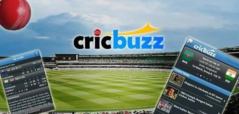 Cricbuzz live score update app
