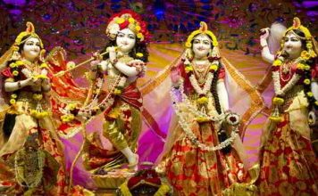 Famous Krishna Temples in India