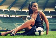 Hottest Women Soccer Players