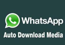 Auto Download WhatsApp Photos