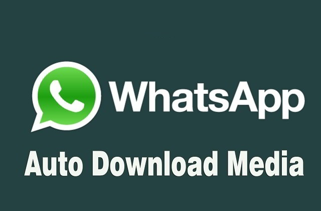 Auto Download WhatsApp Photos