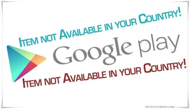 Install Country Restricted Apps from Play Store