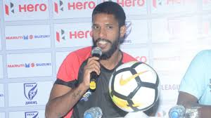 Michael Soosairaj ISL Football