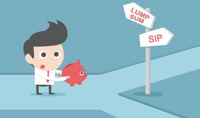 SIP or Lumsum
