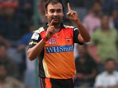 Amit Mishra IPL hat trick